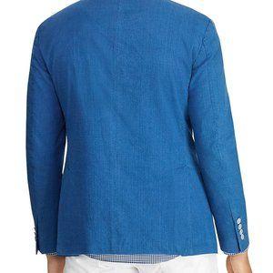 Polo by Ralph Lauren Suits & Blazers - Polo Ralph Lauren Mens Sportscoat Blue Seersuck Mo